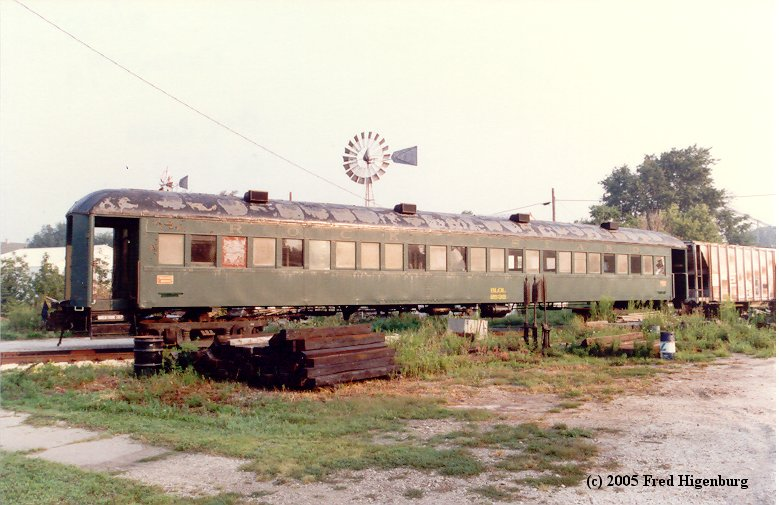 Bloomer Passenger car